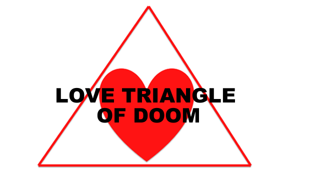 Image result for love triangles